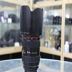 0392#佳能/Canon佳能24-70 f/2.8L USM 二手红圈单反镜头旅游一代