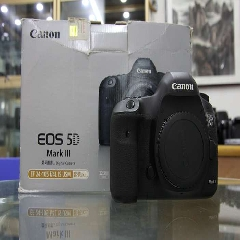 0333# Canon/佳能 5D Mark III 全画幅单反相机 ,原盒包装