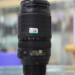 0266#尼康18-105mm VR 防抖单反广角镜头,成像瑞丽