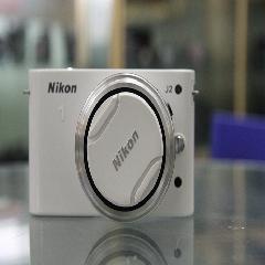 0211#Nikon/尼康 微单相机 J2 11-27.5mm 套机,全高清相机