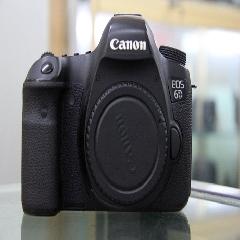 0178#佳能单反 EOS 6D 单机身 专业全画幅单反相机,成色新