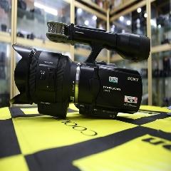 0482#Sony/索尼 NEX-VG30EH摄像   索尼VG30+18-200电动镜头
