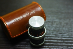 650元,瑞士科恩电影镜头KERN 36mm/2.8,D口,原厂镜头盖,带原装皮套