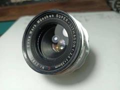 德国恩娜公主白银镜头ENNA Super Lithagon 35/2.5
