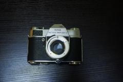 150元-(特价)故障机-柯达雷丁娜单反KODAK RETINA REFLEX S相机,成色良好
