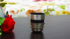 德国恩娜ENNA 白银28mm/3.5镜头+白银遮光罩,成像优秀