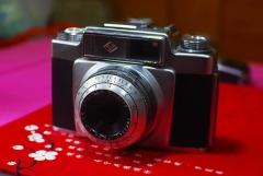 448元德国爱克发Agfa Silette SL旁轴相机,正常拍摄,镜片良好