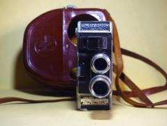 885元瑞士BOLEX B8电影机配法国索姆SOM CINOR12.5/1.9+35/2.0原厂皮套