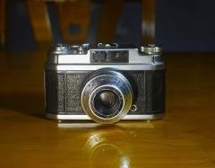 法国佛卡FOCA SPORT旁轴相机,正常拍摄