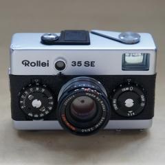 禄莱 ROLLEI 35SE Sonnar HFT 镜头