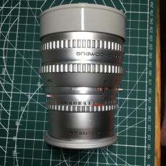 哈苏 150MM F4 银头 C头 镜头 银色 150 4