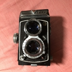 US Camera, Auto Forty TLR 1955