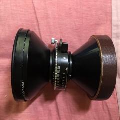 施耐德Super Angolan 120mm f8