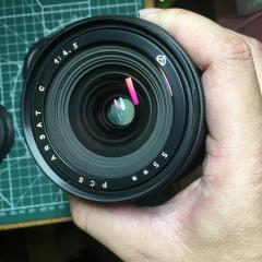 潘太康P6移轴镜头Arsar 55mm f4.5 shift
