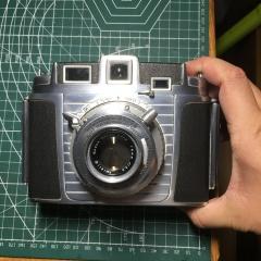 柯达雪弗龙Kodak Chevron 6x6中画幅相机