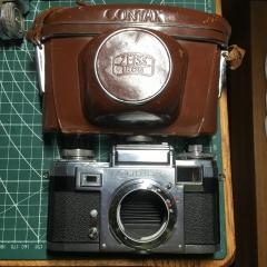 蔡司contax IIIA 相机单机