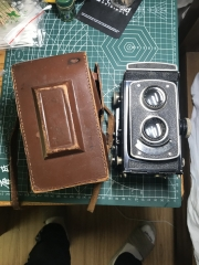 FOTH FLEX 中画幅双反相机