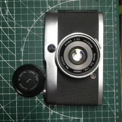 kowa sw 28mm f3.2 快拍相机