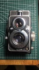 蔡司ikoflex favorit IIC双反相机
