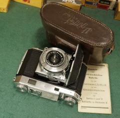 战前版Retina IIa(type 150)