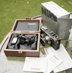 Minox Contax I 微型机