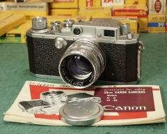 LEICA COPY---Canon IIF套机