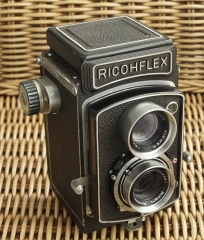 RICOH双反--RICOHFLEX DIAMOND