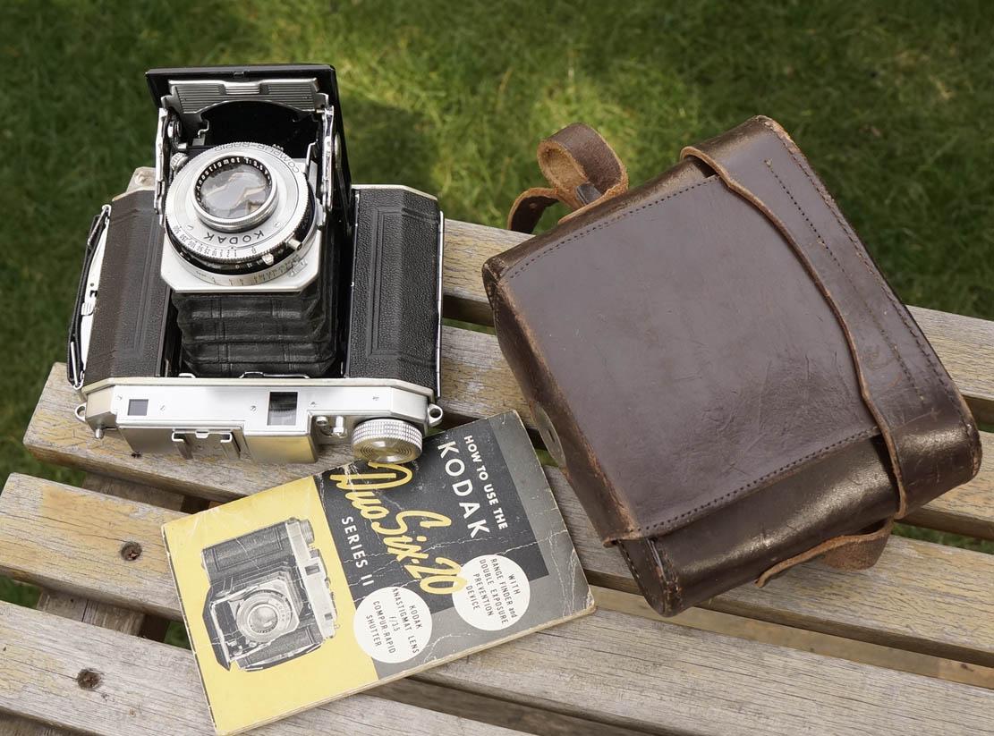 Kodak折叠之巅--- Duo Six-20 II