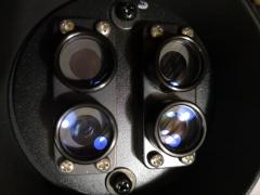 一个彩扩机用的-带镜头板的可拆卸分解的四分镜DIY的好材料