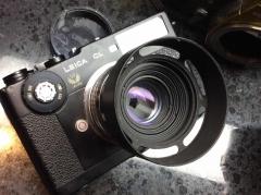 LEICA50周年版CL+思耐德专业镜头.50/2.8-----5000