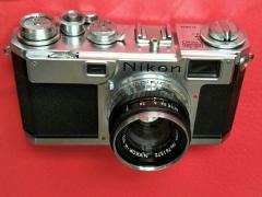 尼康S2+50/2套机