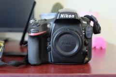转让尼康D800数码单反相机