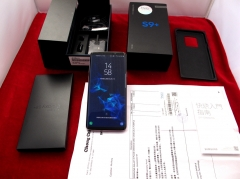 三星S9+,夕雾紫色,高配版6+128G,行货带保。