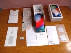 Iphone X 国行全网通,白色64G,带保修11个月。