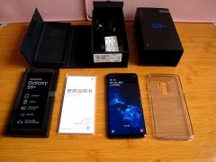 三星S9+  三星旗舰手机,准新机,仅打过一次电话试机。