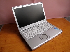 极品,松下CF-SX2,通电时间仅210个小时的12寸高分屏轻便笔记本