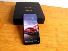 vivo NEX旗舰版 零界全面屏 屏幕指纹版 星钻黑8+128G