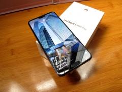 华为P20pro,顶级高配版6+256G,箱说配件齐全