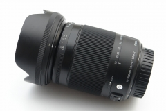 Sigma/适马 18-300 大变焦镜头 一镜走天下 画质优异 做工精良