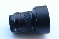 Walimex/威摄 14 F2.8 超广角镜头 2片ED镜片 震撼广角 佳能口