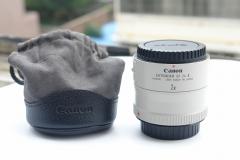 Canon/佳能EF 2X II 二代增距镜 95新 适用于佳能镜头 增倍镜