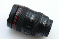 佳能 24-105mm f/4L IS 红圈镜头 黄金焦段