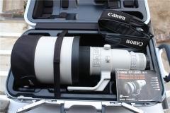 佳能 EF 600mm f/4L IS II USM 高端远摄定焦 98新 原装正品