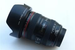 佳能 24-105mm f/4L IS 红圈镜头 黄金焦段 95新