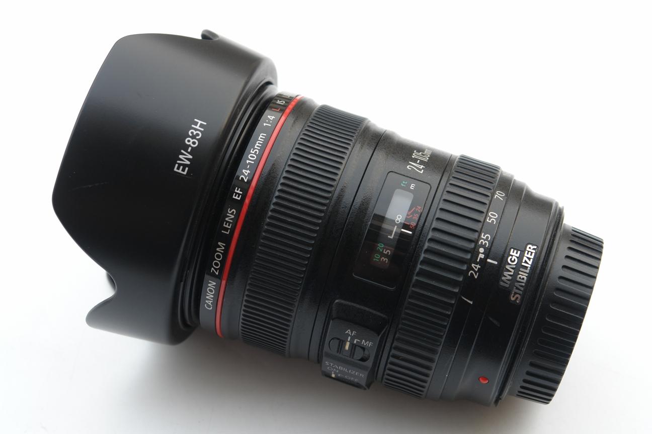 佳能 24-105mm f/4L IS 红圈镜头 黄金焦段 佳能24-105