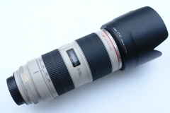 佳能 70-200mm f/ 2.8 L IS II 小白兔 佳能70-200 二代 95新