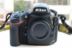 尼康D800E FX全画幅机王 3600万高像素 无低通 98新原装正品