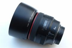 红圈的终点 卡口的极限  佳能EF 85mm F1.2L II 顶级镜皇 98新