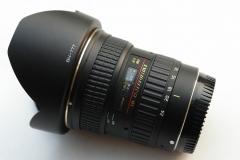 图丽12-24 F4 二代 恒定大光圈 超广角镜头 佳能口  极品99新