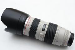 佳能70-200 2.8L 小白 红圈 佳能代表镜头